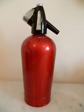 Metal Collectable Soda Siphons