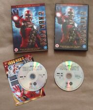 IRON MAN 2 - 2 DISC SPECIAL EDITION INCLUDING ULTRA RARE SLIP CASE / OUTER COVER