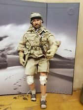 Custom 1/6 scale Dragon/DiD weathered Military Figure - British SAS WW2