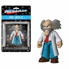 NEW Mega Man Dr. Wily 5-INCHES Tall Action Figure by Funko