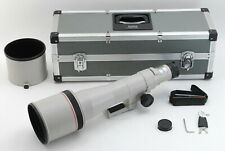 Excellent+++++ Canon NEW FD 800mm F/5.6 L Super Telephoto MF Lens NFD From Japan