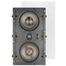 "Saga Luxury Edition 5-1/4"" In-Wall LCR Speaker with SpeedLock™ Technology (Each)"