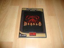 DIABLO 1 JUEGO DE ROL RPG DE BLIZZARD PARA PC VERSION EN INGLES NUEVO PRECINTADO