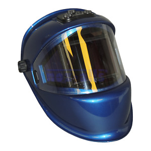 CWS TC180 - Panoramic True Colour Welding Mask - 180 degree view.