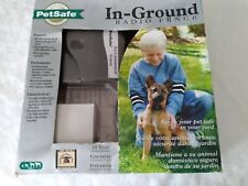 PetSafe in-Ground Radio Fence Pets Containment System - Nib