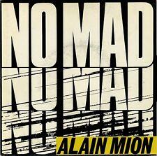SP 45 tours Alain Mion No'mad / Un autre be bop jazzdance EXC