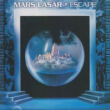 Mars Lasar – Escape - CD (Real Music – RM0033)
