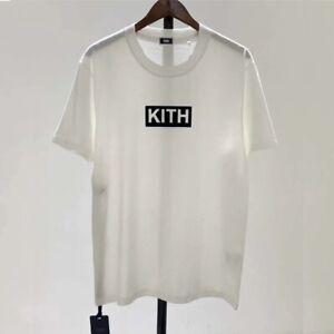 Kith T-shirt High Quality Cotton