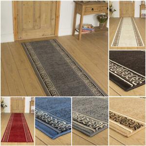 runrug Extra Long Hallway Carpet Runner Rug Heavy Duty Washable Kitchen Tribal