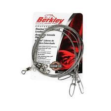 Berkley Steelon Wire-Wound Wire Leaders 6 to 18 Inch Bulk Sale New