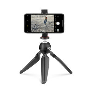 JOBY HandyPod Mini-Tripod with Phone Clamp and GoPro Adapter - Houseparty Zoom