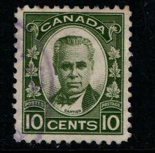 Canada 1931 10c Cartier SG312 Sc 190 Used