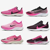 Nike Mens Womens Running Shoes Pink Blast Pegasus/Zoom Fly/ZoomX NEXT% Pick 1