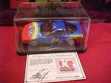 JEFF GORDON 1/25 DUPONT PROTOTYPE CORVETTE WITH A CERTIFICATE OF AUTHENTICITY