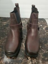 Gringos Men's Brown leather Boots Size 9