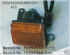 Honda XL 600 V Translap PD10 - Blinker - 75390560