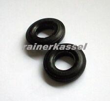 Cox tires 1:24, repro neumáticos para Cox Ackermann control