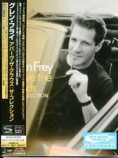 GLENN FREY-ABOVE THE CLOUDS - THE COLLECTION-JAPAN 3 SHM-CD+DVD+BOOK Ltd/Ed N18