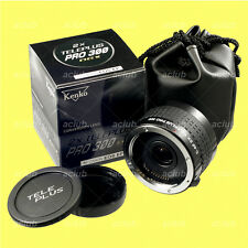 Genuine Kenko Teleplus Pro 300 DGX 2X Teleconverter 2.0X for Canon EOS EF