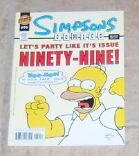 The Simpsons - Simpsons Comics - Pick from Several Different New