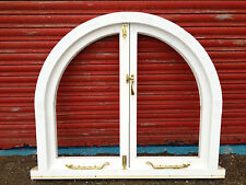 Victorian Arched Window with arched openers Made to Measure!!! High Quality!
