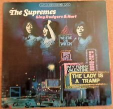 The Supremes - Sing Rodgers & Hart 1967 Canadian Tamla Motown vinyl LP