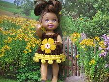 shelly kelly barbie tommy Puppenkleider  Puppenstube Handarbeit Unikat Nr. 133