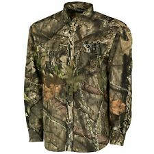 Magellan Outdoors Hunt Gear EAGLE PASS Deluxe LS Shirt Size 3XL