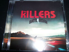 The Killers Battle Born Rare Australian CD - Like New