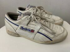 Vintage 80's Reebok Lo Casual/Athletic Shoes 10.5 C 85