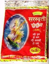 5 Kumkum Powder Saraswati India Hindu Puja Temple Sindoor Roli Havan Religious