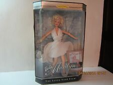 Marilyn The Seven Year Itch 1997 Barbie Doll #17155 Nrfb Hollywood Legends