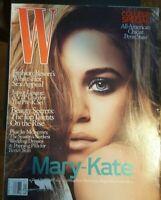 MARY-KATE OLSEN W Magazine January 2006 1/06 JAY MCINERNEY