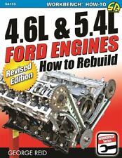 CarTech SA155 Mustang Book How to Rebuild 4.6l and 5.4l Ford Engines