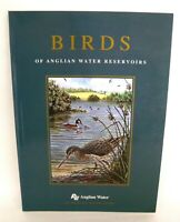Birds Of Anglian Water Reservoirs - Paperback, John Andrews - Signed - 1992