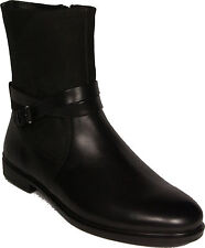 ECCO Touch Women US 8 Black Mid Calf BootPre Owned 2368 UK 6