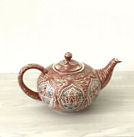 Ashby Collector's Edition Teapot Hand Painted #802 nwot.