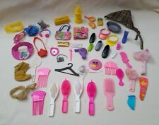 LOT of 50 Vintage Barbie  Mixed Accessories not complete sets
