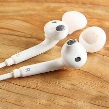 3.5mm In-Ear Headset Earphone Control & Mic for Samsung Galaxy S4 S5 S6 Note 3 4