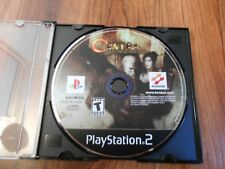 Contra Shattered Soldier Sony Playstation 2 PS2 Video Game - Disc Only
