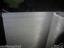 "12""x12"" Stainless Steel Woven Wire Mesh 400 Filtration FREE SHIP! Great Deal!"