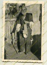 Foto, Wehrmacht, Bevölkerung und Typen aus dem Raum Giurgiu, Rumänien, h 21024