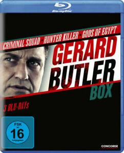 Gerard Butler Box   Blu-ray   Neu & OVP
