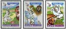 Timbres Lapins Astrologie Corée 2815/7 ** lot 26197