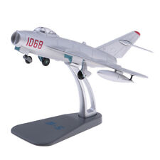 Shenyang J-5 Fresco 1:72 Scale War Aircraft Diecast Model & Display Stand