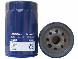 AC Delco Oil Filter fits Audi RS6 2003-2004 4.2L V8 Turbocharged 35VTBG