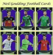 Panini Football Trading Cards Select 2016-2017 Season