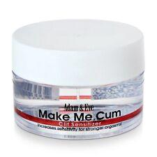 Adam & Eve Make Me Cum Clit Sensitizer .5 oz