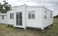 Expandable Two Bedroom Folding Granny Flat/House