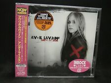 Avril Lavigne Under My Skin + 2 Japan Cd Canada Post-Grunge Pop/Alternative Rock